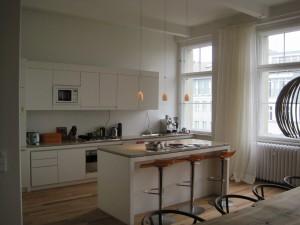 Loft Mitte - Küche