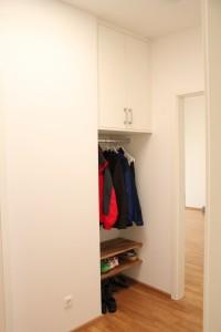 Garderobe Weinberg