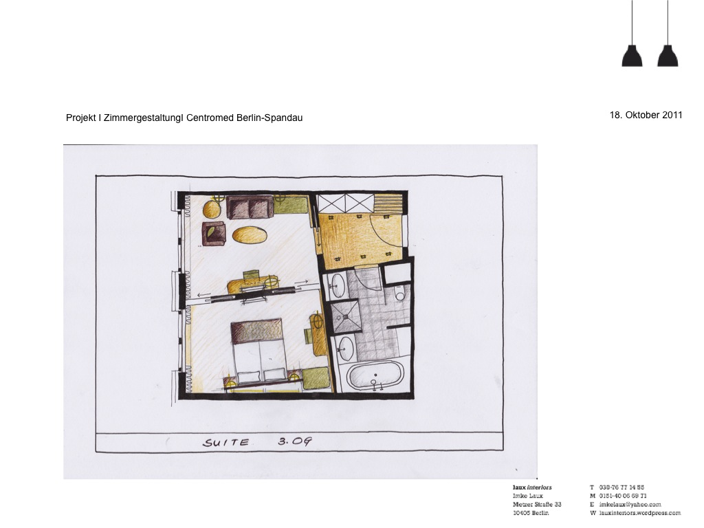 Hotel Centro Vital Planung Suite