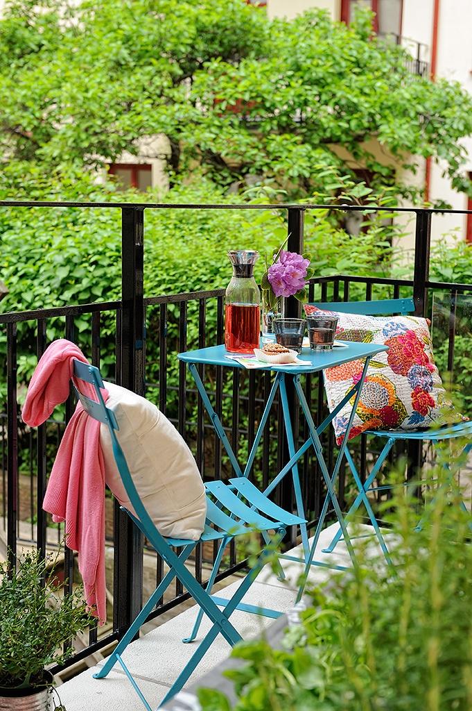 fr hling gestalten sie ihren balkon. Black Bedroom Furniture Sets. Home Design Ideas