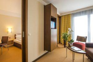 Hotel Centro Vital Suite