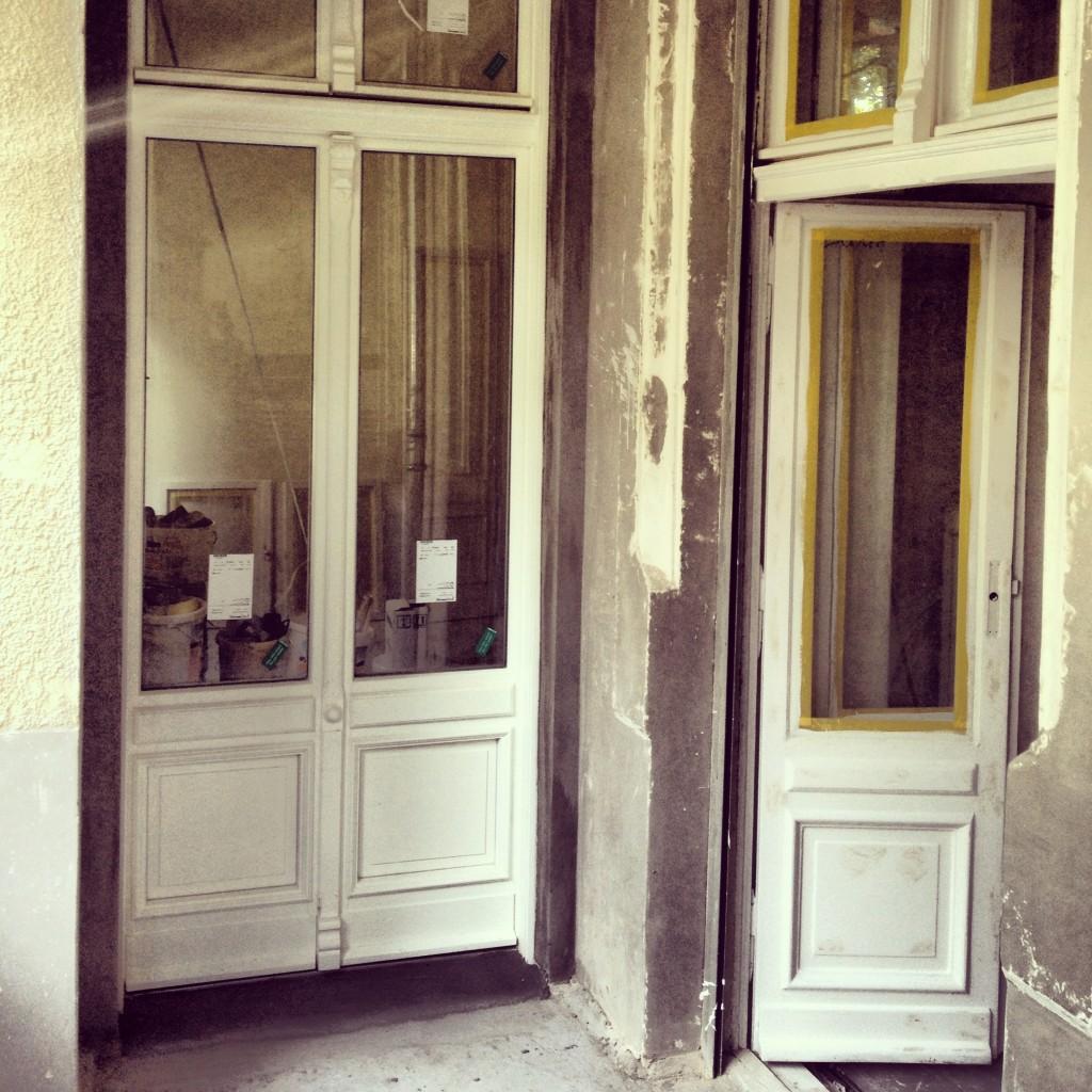 Aktuelles Projekt – Renovierung einer Altbauwohnung in Berlin