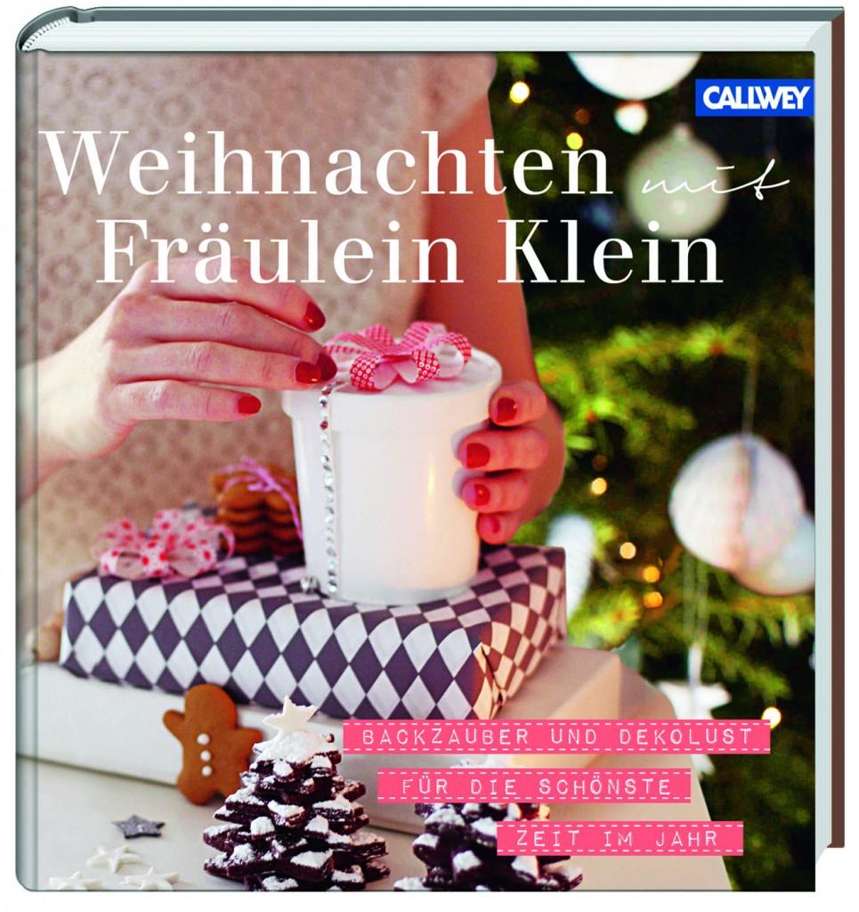 Buchtipp: Weihnachten mit Fräulein Klein