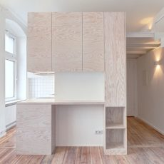Mini-Apartment in Berlin