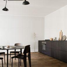 Eine unglaubliche minimalistische IKEA Küchen Verwandlung