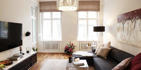 Vorher-Nachher-Story: Wohnungsrenovierung in Charlottenburg