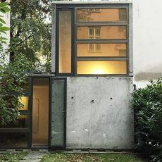 Minihaus: Plattenpalast in Berlin